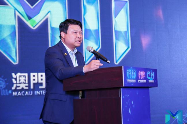 毕志健-澳门广告协会会长