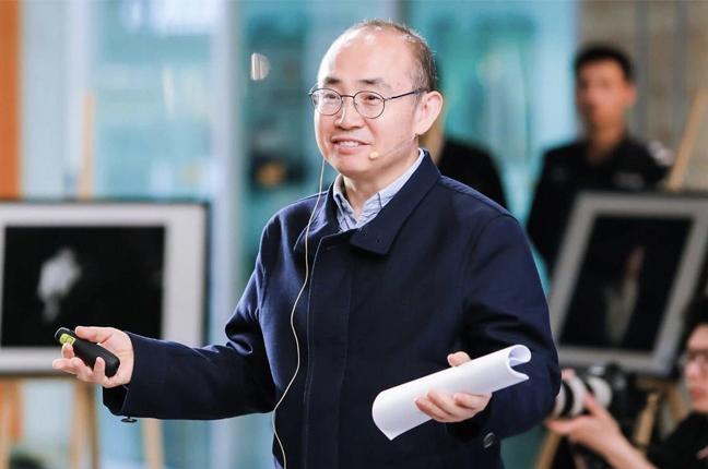 潘石屹-SOHO中国董事长